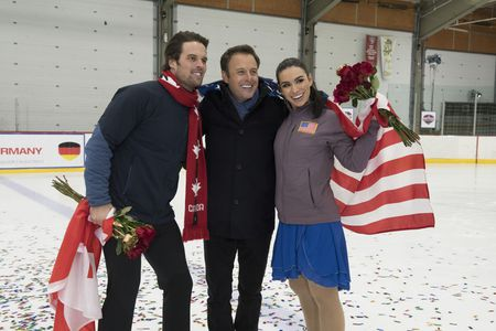 KEVIN WENDT, CHRIS HARRISON, ASHLEY IACONETTI
