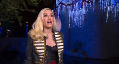 The Wonderful World of Disney: Magical Holiday Celebration 2018 EPK Soundbites - 11. Gwen Stefani, Performer, On what it means to be a part of the show