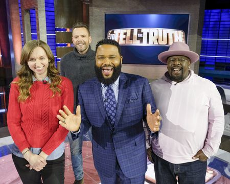 LAUREN LAPKUS, JOEL MCHALE, ANTHONY ANDERSON, CEDRIC THE ENTERTAINER