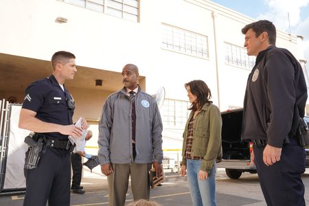 ERIC WINTER, JEFFREY D. SAMS, MADELEINE COGHLAN, NATHAN FILLION