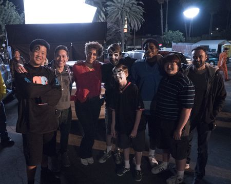 HUDSON YANG, JON VELES (WRITER), ANYA ADAMS (DIRECTOR), EVAN HANNEMANN, DASH WILLIAMS, PROPHET BOLDEN, TREVOR LARCOM, JOSH KIRBY (WRITER)