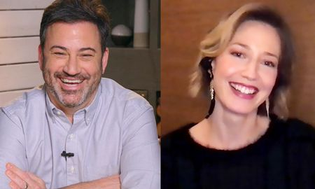 JIMMY KIMMEL, CARRIE COON