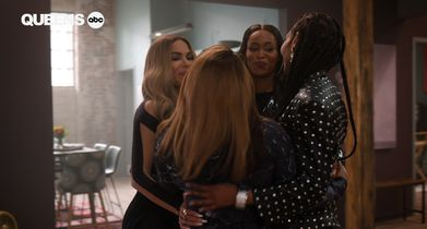 Naturi Naughton x Tayshia Adams | The Bachelorette and Queens Tuesdays on ABC