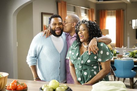 ANTHONY ANDERSON, LAURENCE FISHBURNE, LORETTA DEVINE