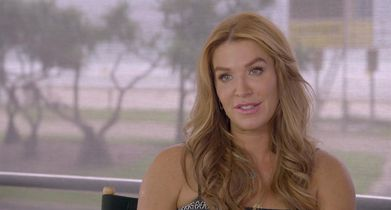 """05. Poppy Montgomery, """"Cat Chambers,"""" On learning to surf"""