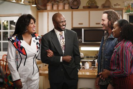 CHRISTINA ANTHONY, WAYNE BRADY, MARK-PAUL GOSSELAAR