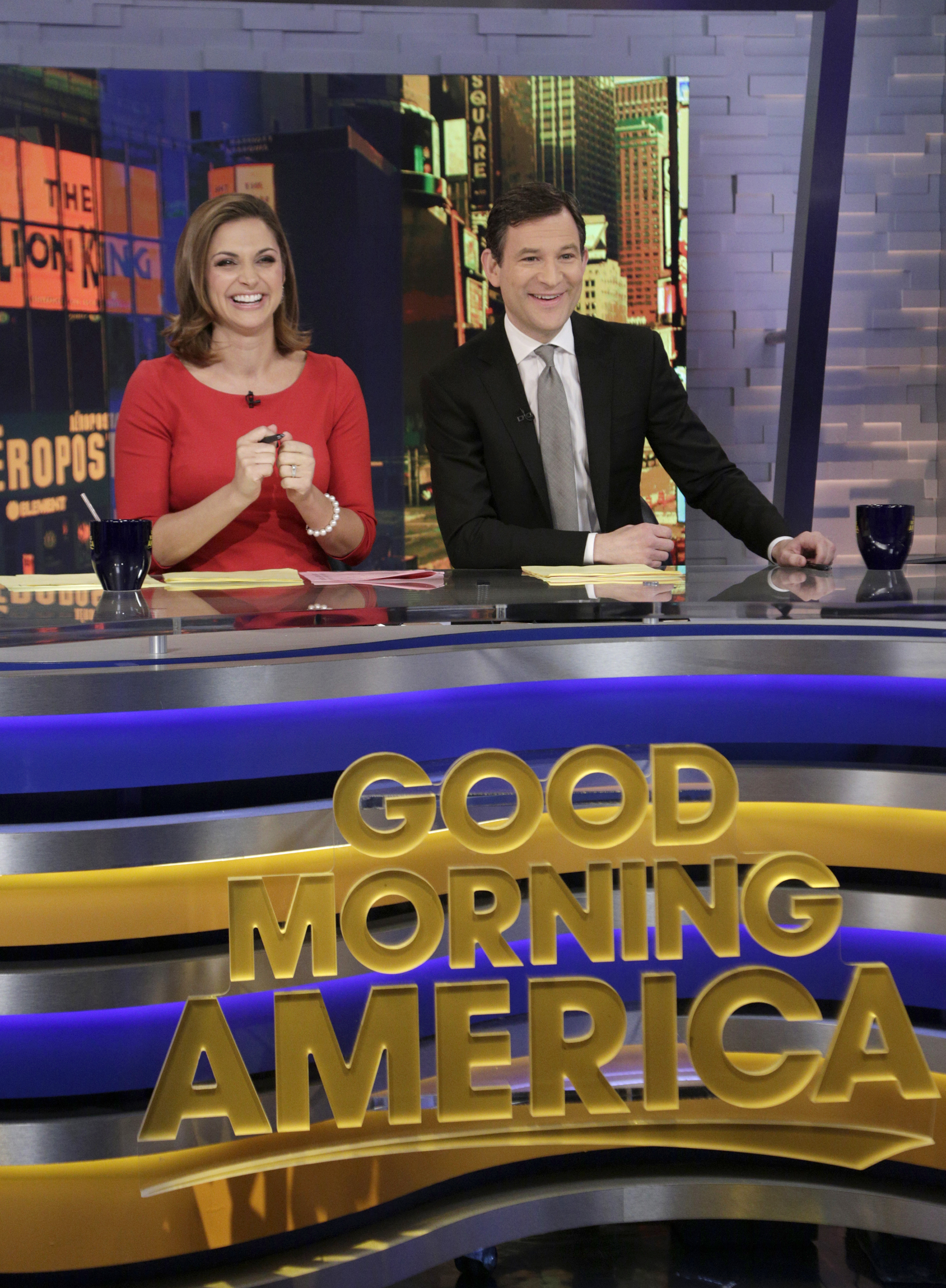 Good Morning America Cast and Characters | TV Guide
