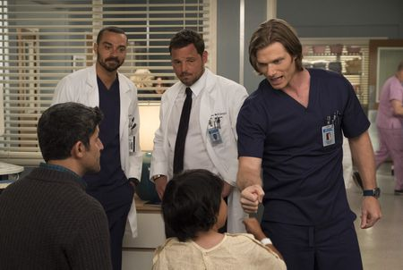 JESSE WILLIAMS, JUSTIN CHAMBERS, CHRIS CARMACK