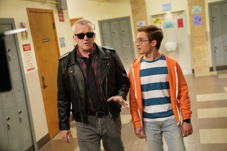 ANTHONY MICHAEL HALL, SEAN GIAMBRONE