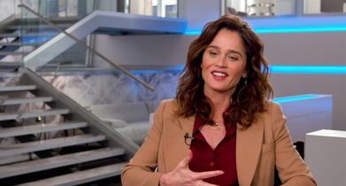 "08. Robin Tunney, ""Maya Travis"", On the appeal of the show"