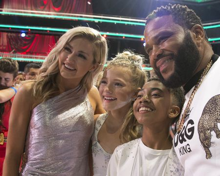 LINDSAY ARNOLD, RYLEE ARNOLD, MILES BROWN, ANTHONY ANDERSON