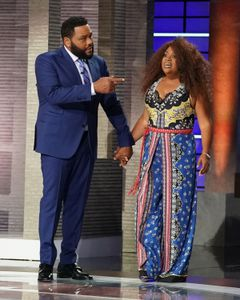 ANTHONY ANDERSON, SHERRI SHEPHERD