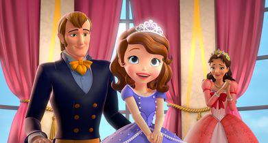 Sofia the First: Forever Royal