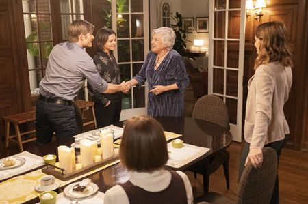 CHRIS CARMACK, CATERINA SCORSONE, TYNE DALY