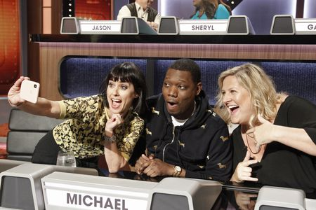 CONSTANCE ZIMMER, MICHAEL CHE, SHERYL UNDERWOOD