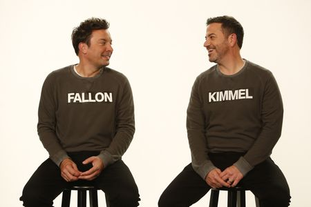 JIMMY FALLON, JIMMY KIMMEL