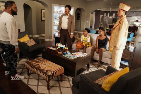 ANTHONY ANDERSON, MARCUS SCRIBNER, MILES BROWN, MARSAI MARTIN, TRACEE ELLIS ROSS