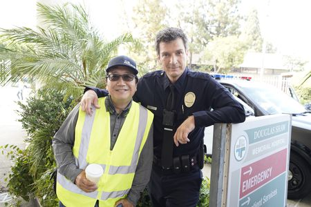 MICHAEL GOI (DIRECTOR), NATHAN FILLION
