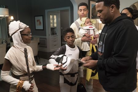 MARSAI MARTIN, MILES BROWN, MARCUS SCRIBNER, AUGUST/BERLIN GROSS, ANTHONY ANDERSON