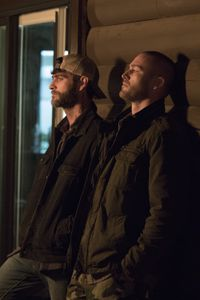 ALAN POWELL, JAKE MCLAUGHLIN