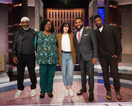 MIKE TYSON, DORIS HANCOX, RUMER WILLIS, ANTHONY ANDERSON, DEON COLE