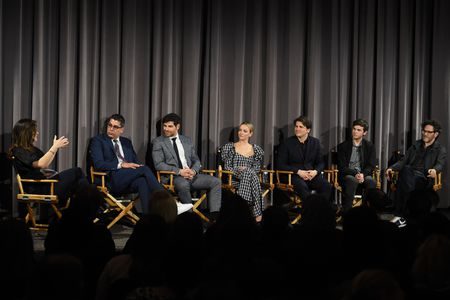 BETSY BRANDT (MODERATOR), DJ NASH (EXECUTIVE PRODUCER), DAVID GIUNTOLI, ALLISON MILLER, JASON RITTER, CHANDLER RIGGS, GABRIEL MANN (COMPOSER)