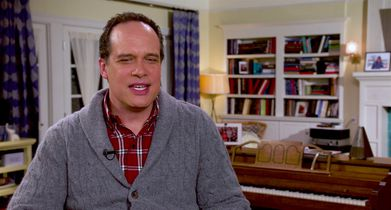 "11.	Diedrich Bader, ""Greg Otto"", On the appeal of the musical episode"