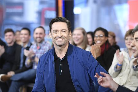 HUGH JACKMAN, GEORGE STEPHANOPOULOS