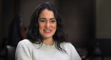 """07. Natalie Martinez, """"Reece"""" On her favorite thing about her character"""