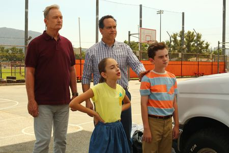 RYAN STILES, DIEDRICH BADER, JULIA BUTTERS, EVAN O'TOOLE