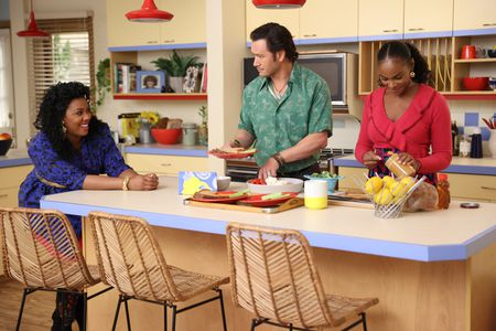 CHRISTINA ANTHONY, MARK-PAUL GOSSELAAR, TIKA SUMPTER