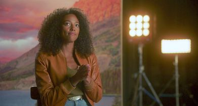 """08. Kylie Bunbury, """"Cassie Dewell"""", On why she wanted to be a part of the show"""