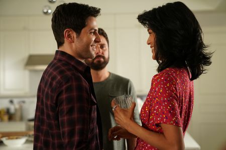DAVID GIUNTOLI, JAMES RODAY, GRACE PARK