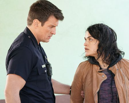 NATHAN FILLION, EVE HARLOW