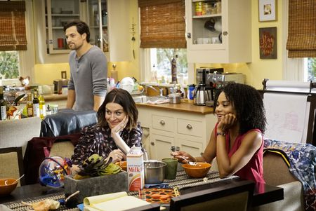 GIACOMO GIANNIOTTI, CATERINA SCORSONE, KELLY MCCREARY