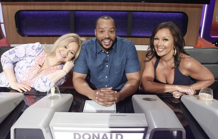 CAROLINE RHEA, DONALD FAISON, VANESSA WILLIAMS