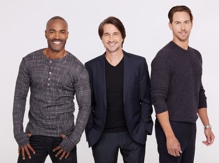 DONNELL TURNER, MICHAEL EASTON, WES RAMSEY