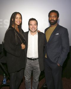 JOY BRYANT, HANK STEINBERG (EXECUTIVE PRODUCER), NICHOLAS PINNOCK