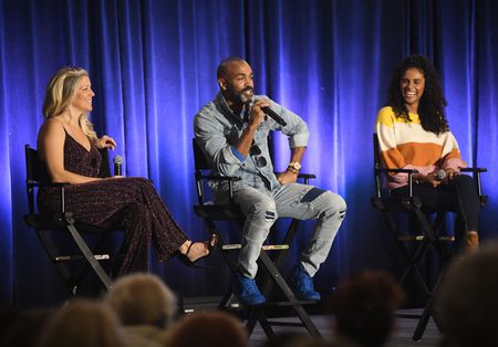 GH FAN CELEBRATION WEEKEND; LAURA WRIGHT, DONNELL TURNER, BRIANNA NICOLE HENRY