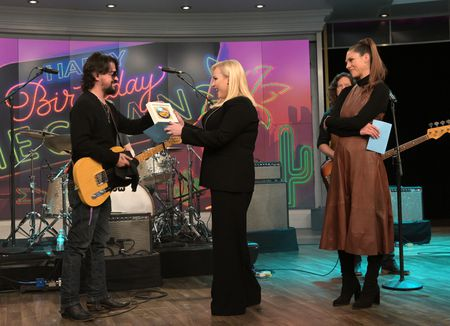 SHOOTER JENNINGS, MEGHAN MCCAIN, ABBY HUNTSMAN