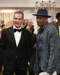 MAYOR ERIC GARCETTI, ERIC DEAN SEATON (DIRECTOR)