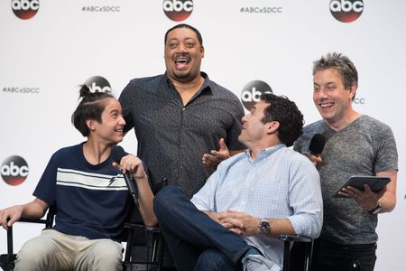 FORREST WHEELER, CEDRIC YARBROUGH, FRED SAVAGE, JOHN ROSS BOWIE