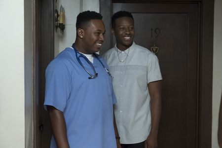 MARCEL SPEARS, BRANDON MICHEAL HALL