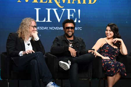 HAMISH HAMILTON (DIRECTOR/EXECUTIVE PRODUCER), SHAGGY, AULI'I CRAVALHO