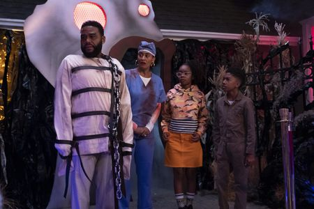 ANTHONY ANDERSON, TRACEE ELLIS ROSS, MARSAI MARTIN, MILES BROWN