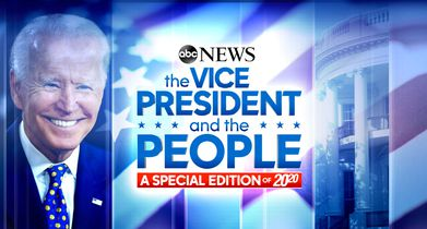 ABC News Hosts Town Hall With Democratic Presidential Nominee and Former Vice President Joe Biden, Moderated by George Stephanopoulos