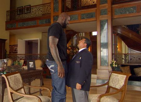 SHAQUILLE O'NEAL, GUILLERMO RODRIGUEZ