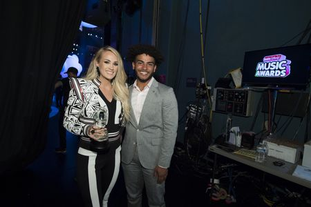 CARRIE UNDERWOOD, CARLOS POLANCO