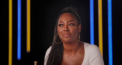 48. Kenya Moore, Celebrity, On why she wanted to be on the show