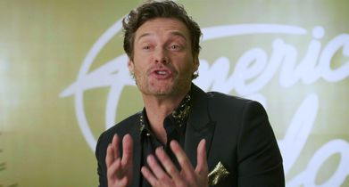 """American Idol"" Season 4 EPK - 15. Ryan Seacrest, Host, On returning to set in person"